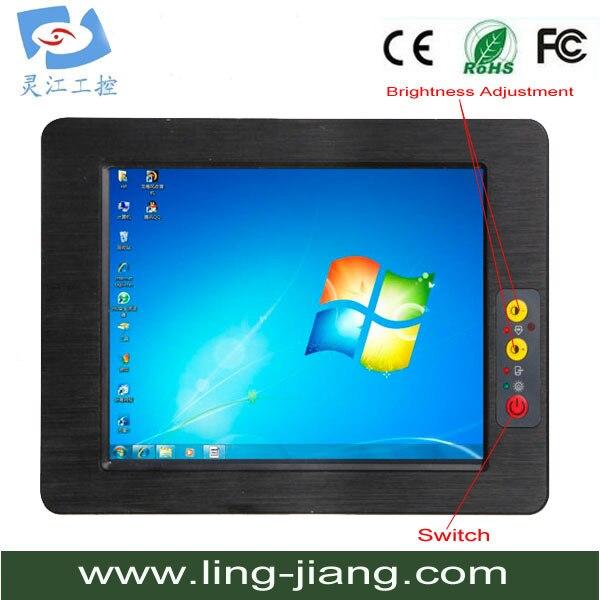 OEM Industrial Grade Tablet PC PPC-170C