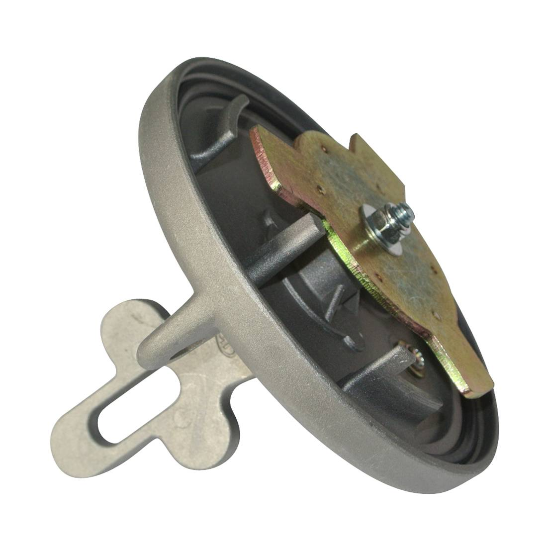 Locking Fuel Cap For CATERPILLAR <font><b>CAT</b></font> Dozer Loader <font><b>Excavator</b></font> 515 525B <font><b>320C</b></font> 7X7700 image