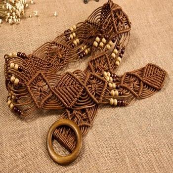 Brand Bohemian Style Belt