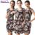 Emoção mães sem mangas roupa de maternidade amamentação enfermagem dress gravidez roupas para mulheres grávidas maternidade dress