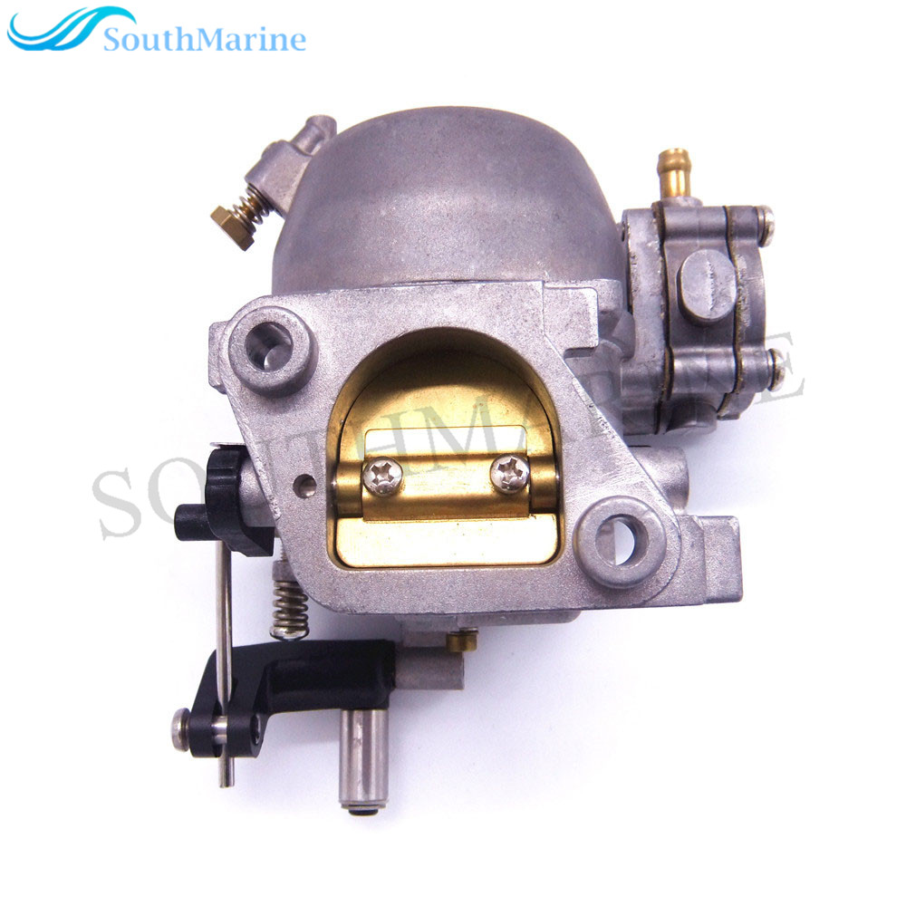 Carburetor Carb 13200-93900 /1/2 13200-939A1 13200-939D1 13200-91D00 For Suzuki DT15 DT9.9 1983-1993 Outboard Motor