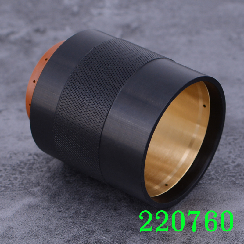 Image 2 - 220760 retaining cap 220435 electrode 220439 nozzle 220764-in Welding Nozzles from Tools