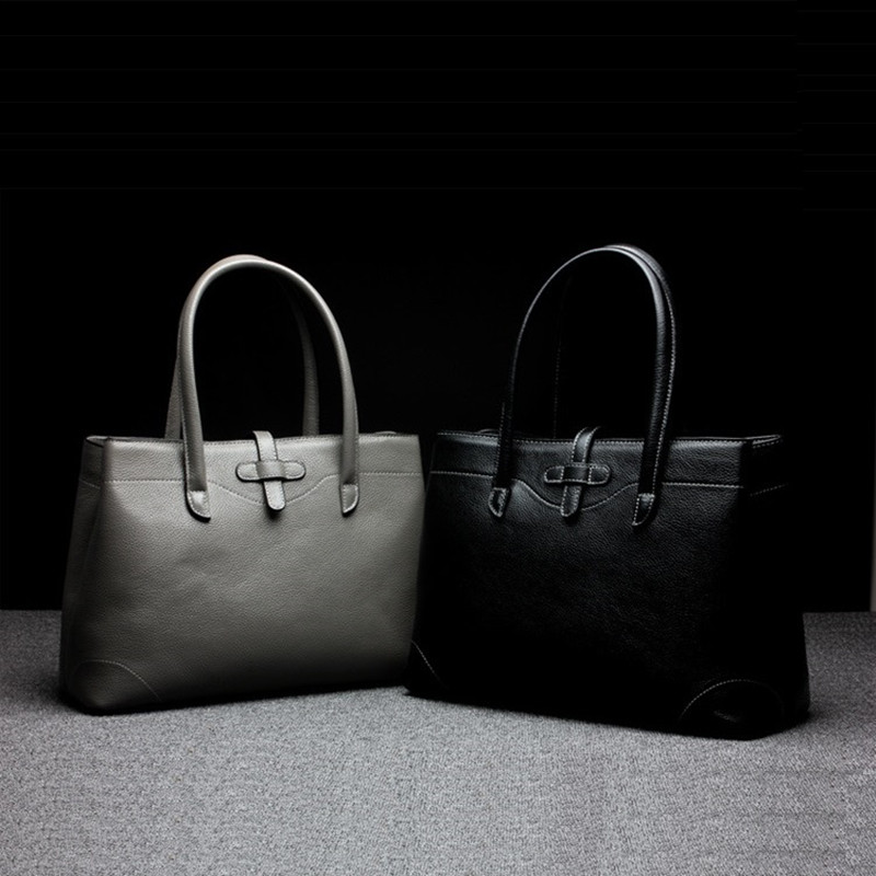 New OL fashion 100% Top Genuine Leather women's handbag cross bag real leathe sh
