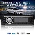 1 Din 12V Bluetooth Auto Car Radio Stereo AUX-IN MP3 Audio Player FM / USB / SD / MMC + Remote Control