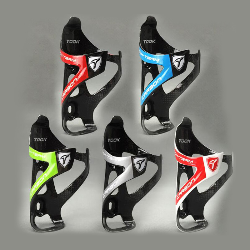2017 colorful Water Cage Bicycle font b Bottle b font MTB Road Carbon Bike Holder 4