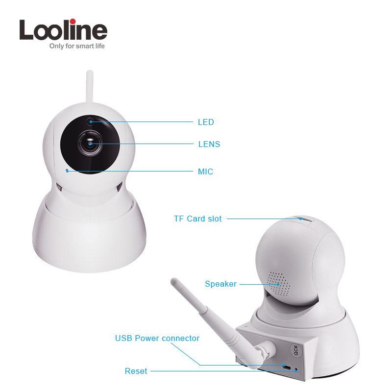 Surveillance Cameras Ip Camera Outdoor Wifi 720p Video Camera Wi-fi Baby Monitor Wireless Camara Ip Security Waterproof Cam 1mp Surveillance Webcam Video Surveillance