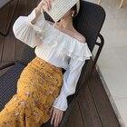 Ladies Yellow/White ...