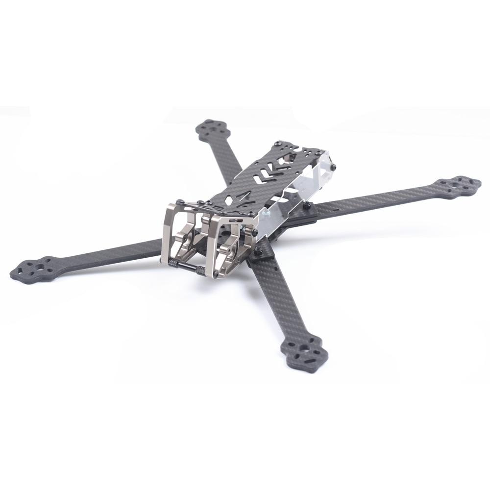 Skystars G730L 300mm empattement 4mm épaisseur de bras 3 K Fiber de carbone 7 pouces FPV cadre Kit pour RC modèles Multicopter partie Accs