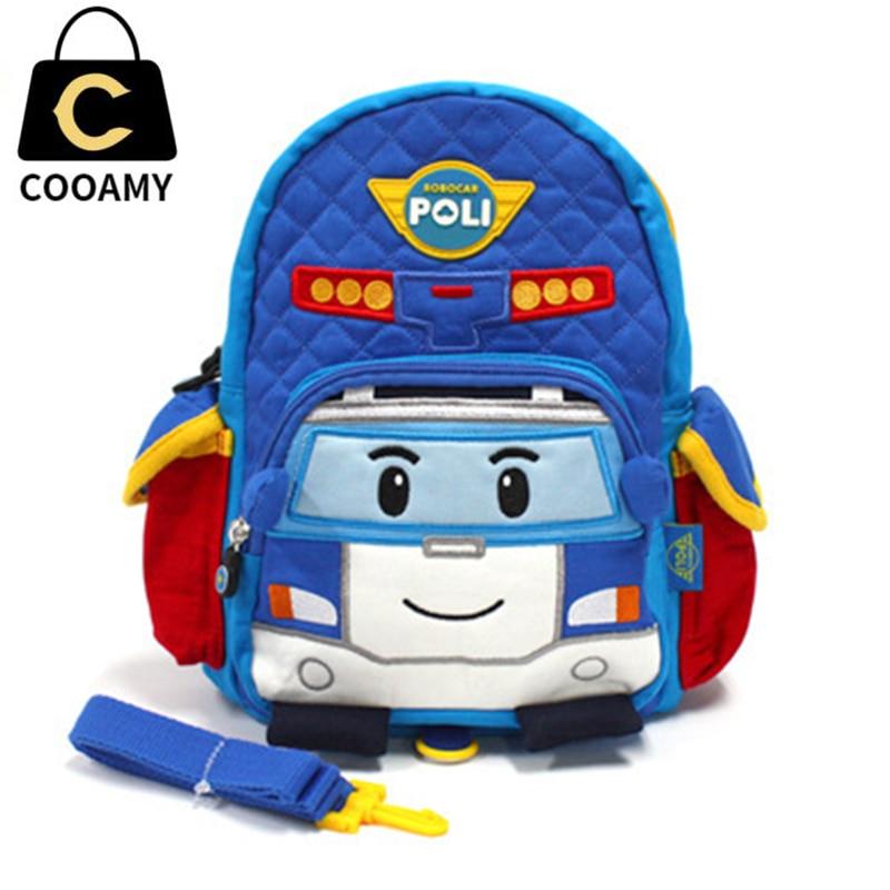 Kindergarten Printing font b Backpack b font For Teenagers School Bag Children Cute Schoolbag Canvas Boy