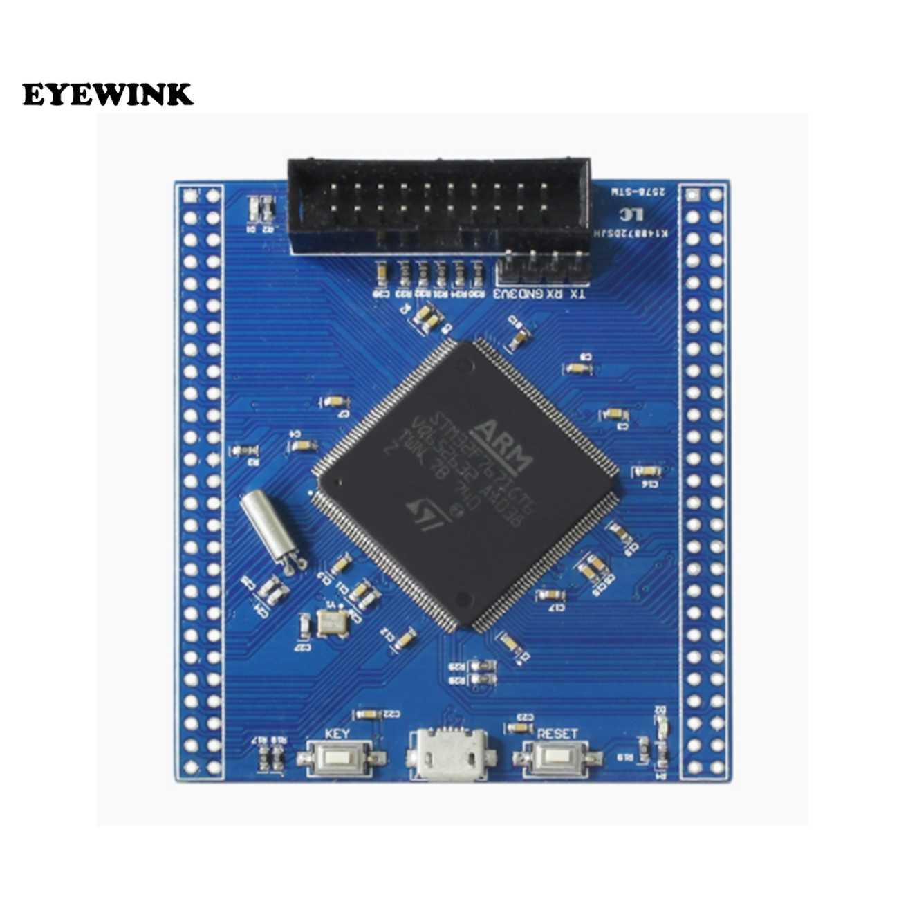 STM32F767 開発ボード Cortex-M7 小規模システムボード STM32F767IGT6 STM32 開発ボード