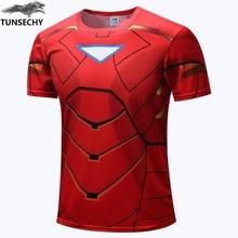 996135f01f796 Avengers Flash man Hulk Batman t shirt hommes 2017 femmes garçons à manches  courtes jersey super hero vêtements T-shirt enfants .