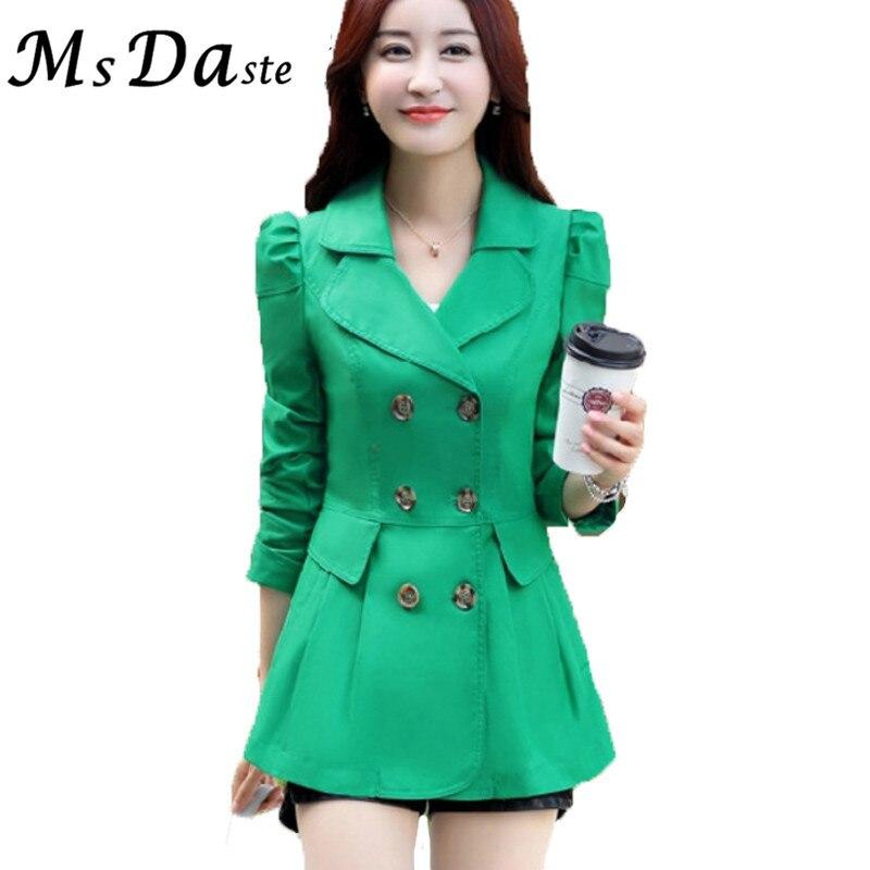 Women Jackets Coats 2017 New Autumn Woman Casual Jackets Chaquetas Mujer Plus Size Blasers Cardigan Jaqueta Feminina Casacos 3XL
