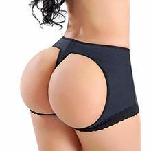 3e468e04b Womens Butt Lifter Panties Tummy Control Seamless Enhancer Body Shaper