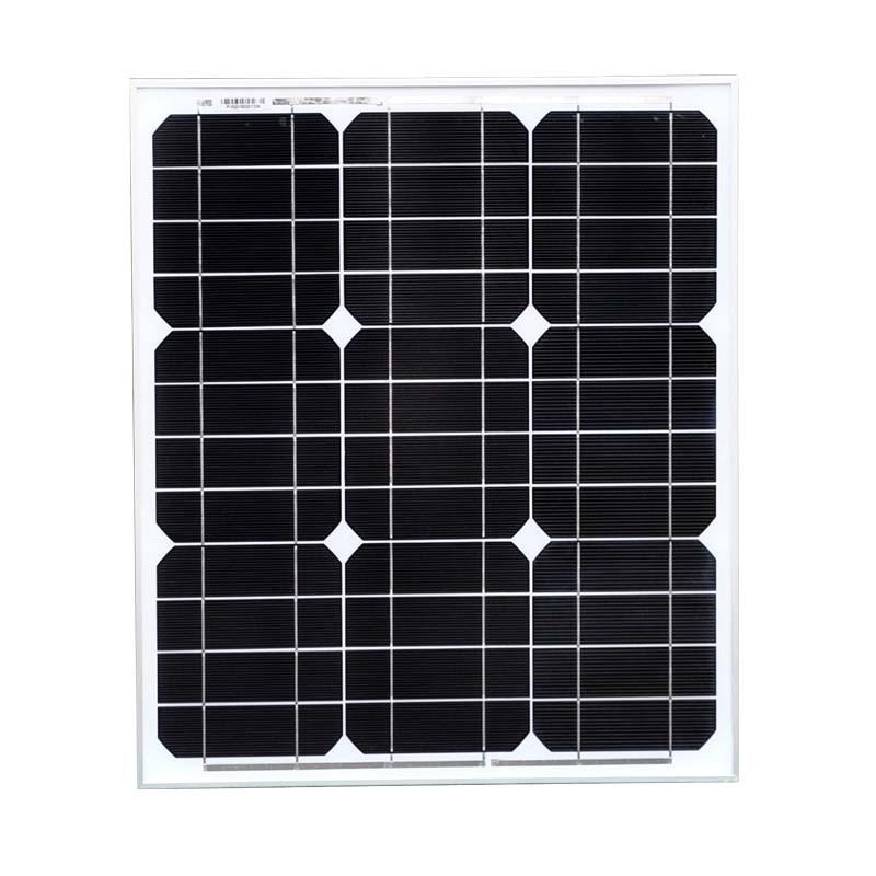 Sporting A Grade Solar Module 18v 40w 12v Solar Battery China Monocrystalline Off Grid Solar Home System Led Marine Yacht Boat Fan Phone In Pain