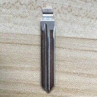 Otomobiller ve Motosikletler'ten Anahtar Boşlukları'de 83 # yedek Çevirme Uzaktan itmeli anahtar Için Araba Anahtarı boş Citroen itmeli anahtar