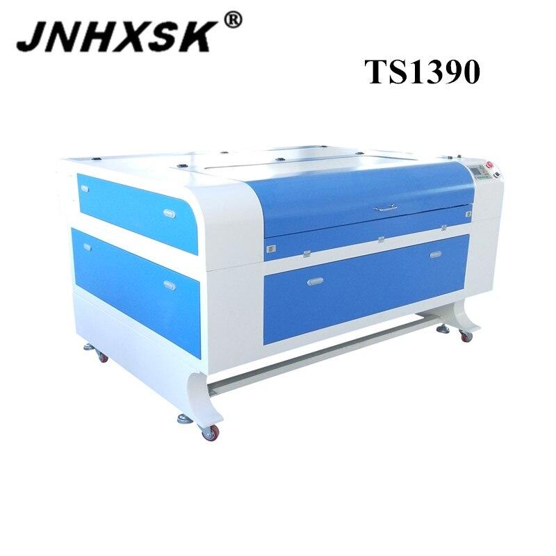 JNHXSK 130 w CNC CO2 laser graveur TS1390 avec système ruida scellé CO2 laser tube longue durée de vie laser gravure et découpeuse - 3