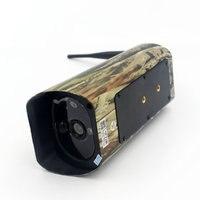 PDDHKK 2.4G WIFI Wireless Hunting Camera Solar IP Camera Wildlife Trail Camera IR Night Vision Animal Photo Traps Camouflage
