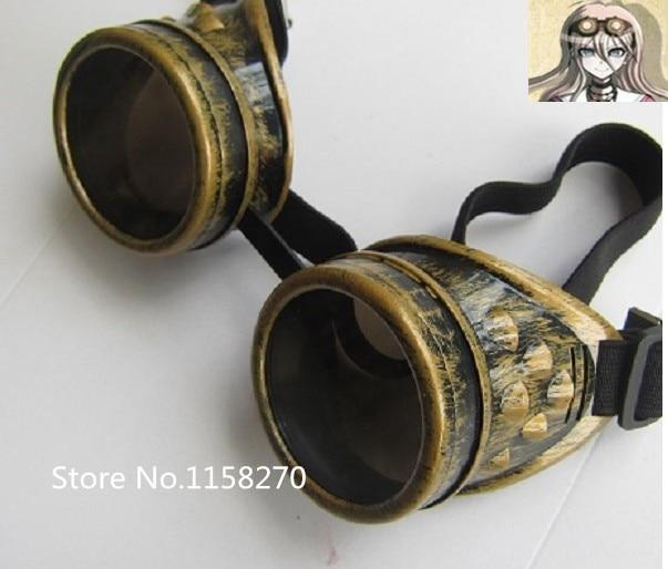 Danganronpa V3 Iruma Miu Cosplay glasses Prop