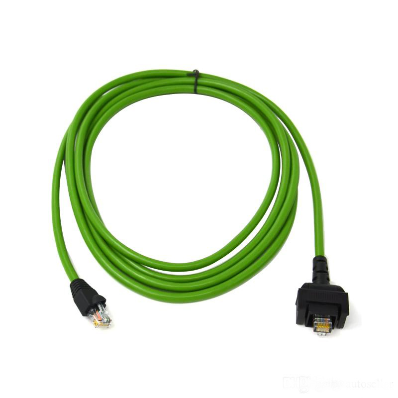 MB Star C4 Lan Cable for Star Diagnostic Tool MB STAR C4 SD Connect Lan Cable connect sd c4 diagnostic tool lan cable port