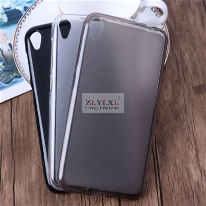 Matte soft Color TPU Silicone Frosted Matte Case Soft Back Cover for ASUS Zenfone Live ZB501KL