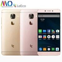 Original new Letv LeEco Le 2 Pro X625 Helio X25 4GB RAM 32GB ROM Mobile Phone Android 6.0 5.5 inch 21.0MP Fingrprint Smartphone