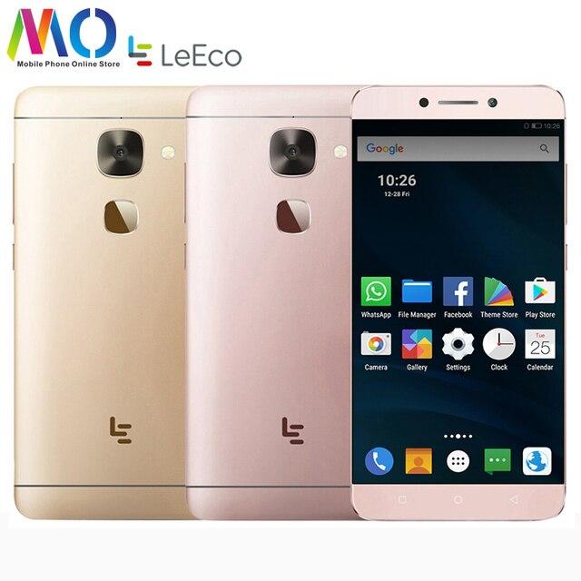 Original new Letv LeEco X625 S3 X626 4GB RAM 32GB ROM MTK MT6797 Android 6.0 Dual SIM 5.5 inch 21.0MP Fingrprint Smartphone