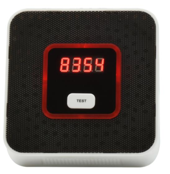 FDL LCD display Gas Sensor Detector With Voice War...