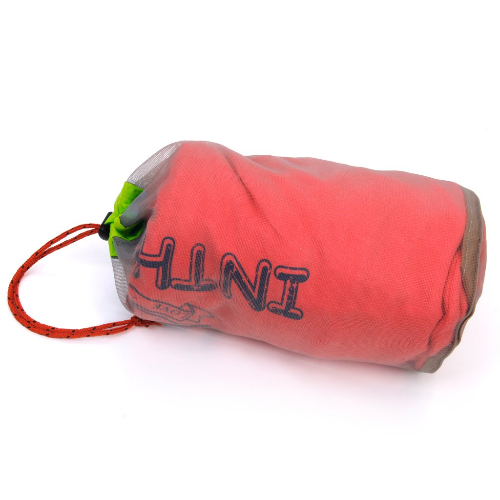 New Sale LUCKSTONE Ultra Light Mesh Stuff Sack Storage Bag for Tavel Camping
