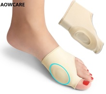 Bunion sock toe straightener Original silicone Gel Pad Sleeves Booties for foot toes pain Relief Surgery orthotic foot
