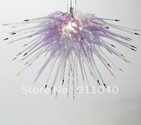 Free shipping best seller 60*60cm Blown Glass chandelier lighting