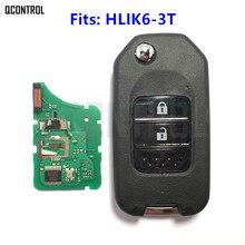 Пульт дистанционного управления с 2 кнопками для Honda Civic Accord