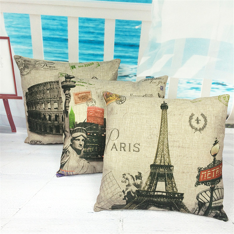 Online Get Cheap Paris Throw Pillows -Aliexpress.Com | Alibaba Group