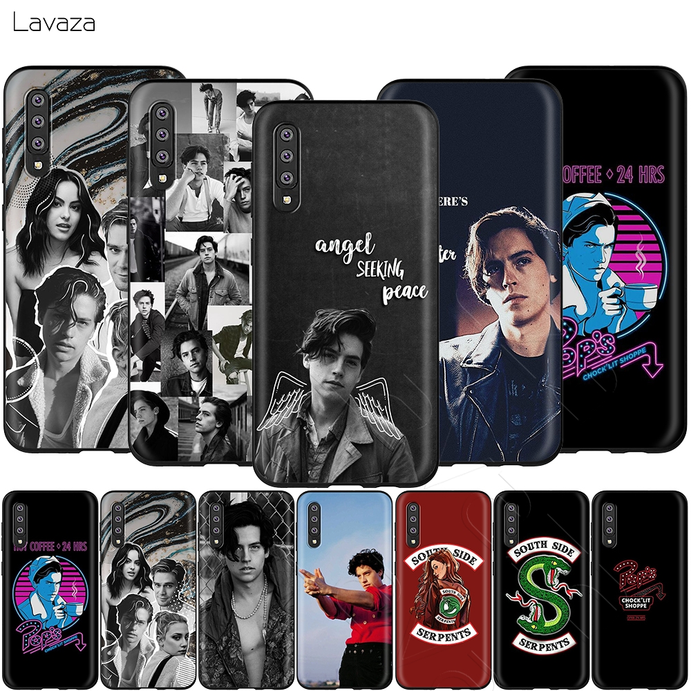 Lavaza <font><b>Riverdale</b></font> Jughead Jones Crown Fall für <font><b>Samsung</b></font> <font><b>Galaxy</b></font> S6 S7 Rand J6 <font><b>S8</b></font> S9 S10 Plus A3 A5 A6 a7 A8 A9 Hinweis 8 9 image