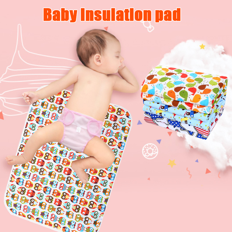 Bed Nappy Changing Sheets Mat Safe Table High Absorbent Portable Pet Chair Disposable 30*45cm Breathable Bed Mat Protector