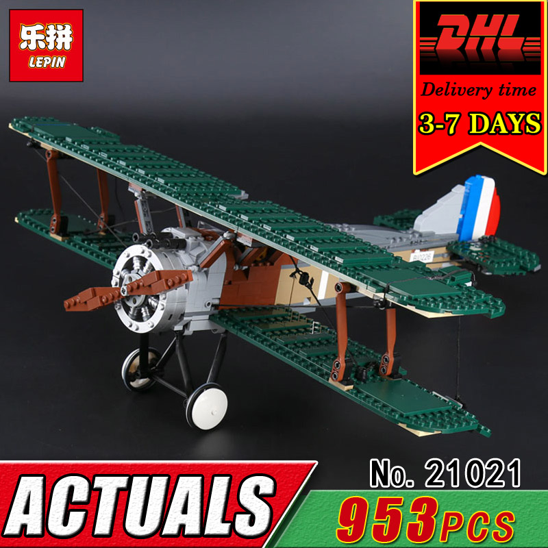 цена на DHL LEPIN 21021 Technic Series The Camel Fighter Model Building Blocks Set Compatible 10226 Bricks Children Educational Toy Gift