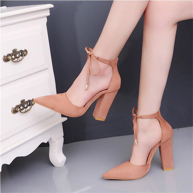 Woman Pumps Shoes High Heels T-stage Sexy Dancing Party Wedding ladies shoes Zapatos De Mujer Sapato chaussures Feminino 34-43