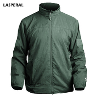LASPERAL Men Outdoor Sports Breathable Quick Dry Running Jacket Windstopper Waterproof Sunscreen Jacket Male Thin Section
