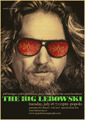 Big Lebowski - Dude Painting Luxary Home Decoration Fashion Custom FREE SHIPPING Poster Print Wall Sticker