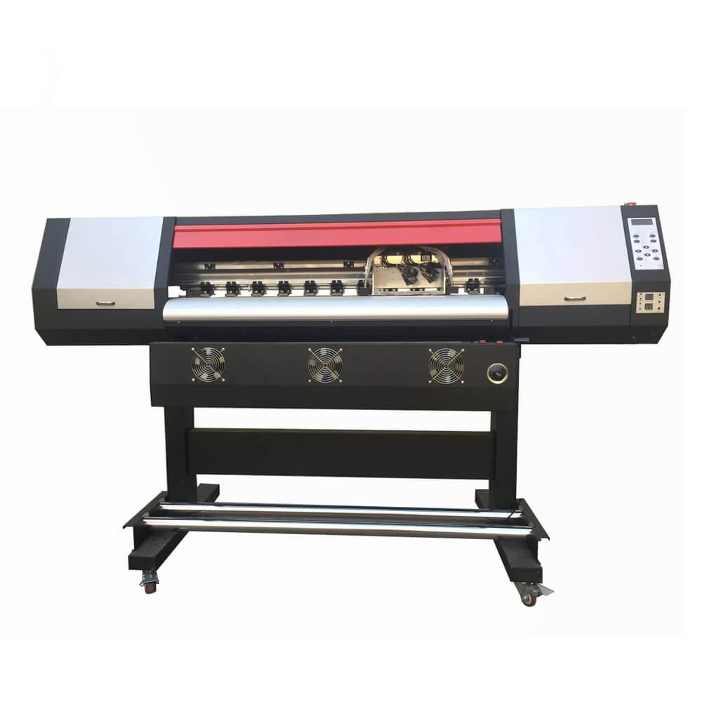 1 2m 4ft Flex Banner Printing Machine Dx5 Head Small Large