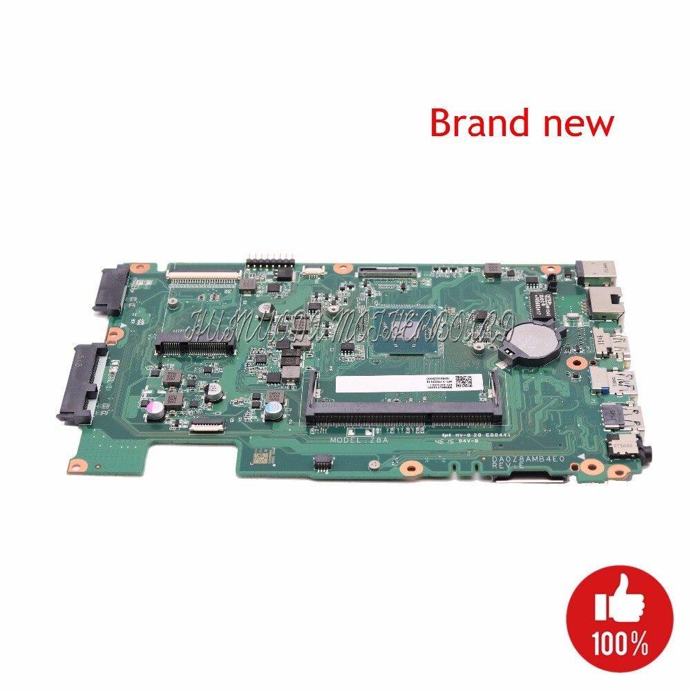 NOKOTION Brand NEW NBMRU11002 NBMRU110026 Laptop motherboard For acer aspire ES1-411 DA0Z8AMB4E0 Main board full tested