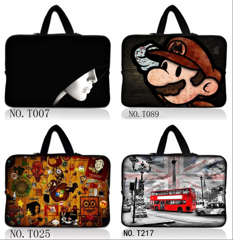 laptop Sleeve bag for 11.6 13.3 15.6 13 Portable Carrying Notebook Sleeve Bags Case for MacBook Air Pro Laptop PC Ultrabook