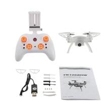 Mini RC Drone WIFI Camera 2.4G 6-axis Gyro Headless Mode One-key take off/landing