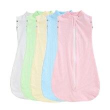 Детский спальный мешок, конверт, пеленка, кокон для новорожденных, Детская сумка для перевозки, хлопковая одежда с принтом одуванчиков, спальные мешки