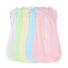Baby Sleeping Bag Envelope Diaper Cocoon For Newborns Baby Carriage Sack Cotton Outfits Clothes Dandelion Printed Sleep Bags