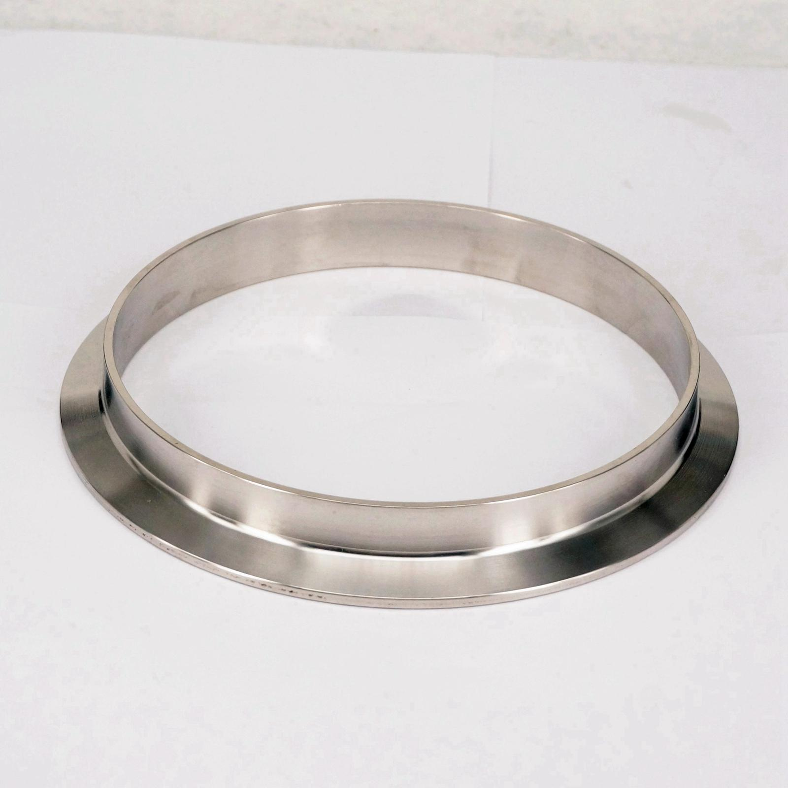 159mm Tube O/D X 183mm Ferrule O/D 304 Stainless Steel Sanitary Weld Ferrule Connector Pipe Fitting