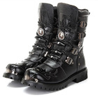 Motorcycle boots Mal...