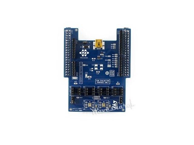 Модули STM32 Nucleo X-NUCLEO-CCA02M1, цифровые MEMS микрофоны плата расширения на основе MP34DT01-M Бесплатная доставка