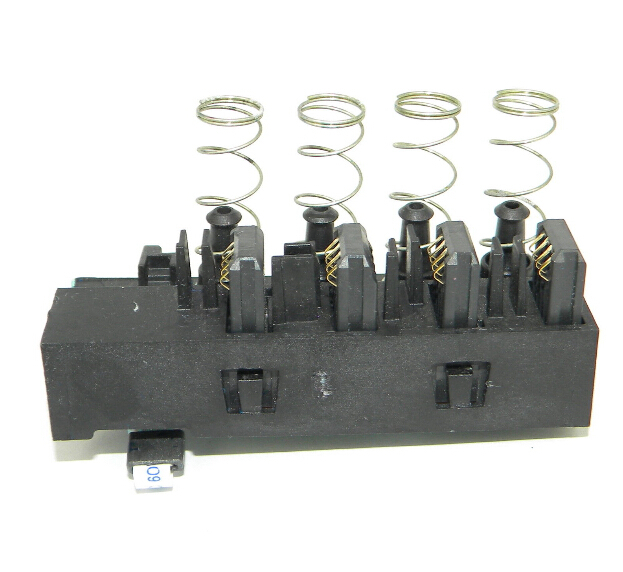 For HP 950 Print Head Ink Cartridges Holder Rack Chip contactor Control Parts