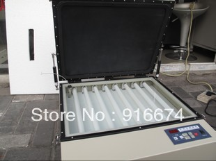 FAST Free shipping 110V/220V middle Screen plate vacuum exposure machine screen printing UV exposure unit equipmentFAST Free shipping 110V/220V middle Screen plate vacuum exposure machine screen printing UV exposure unit equipment