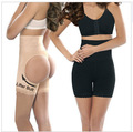 5PCS/LOT Sexy women butt lift shaper  plus size boyshort butt enhancer panty booty lifter with tummy control underwear BK3